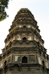 Pagoda at Suzhou