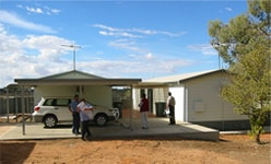 Wilcannia Student Accommodation