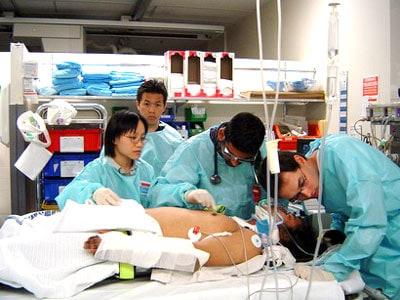 Medical Students Discipline Of Emergency Medicine The