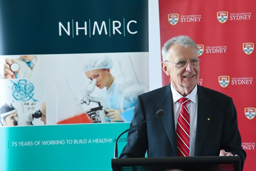 Professor Warwick Anderson, Chief Executive of the NHMRC at the University of Sydney