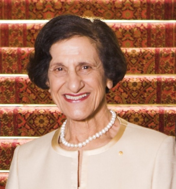 Her Excellency Professor Marie Bashir, Copyright NSW Governors Office