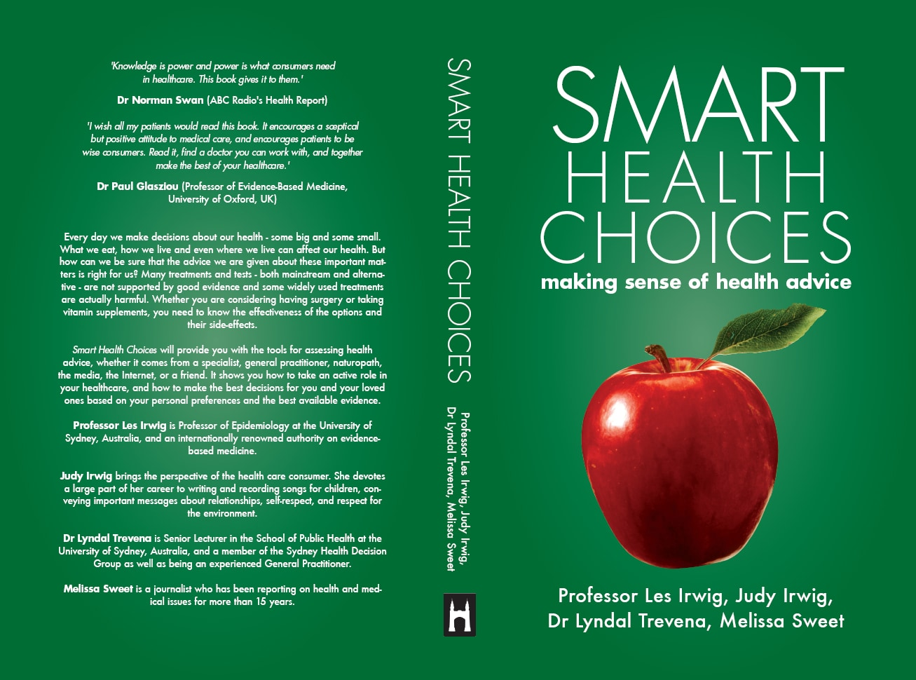 smart health choices - shdg - the university of sydney