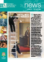 SUMS News issue 16, October 2008