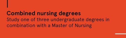 Master of nursing coursework australia