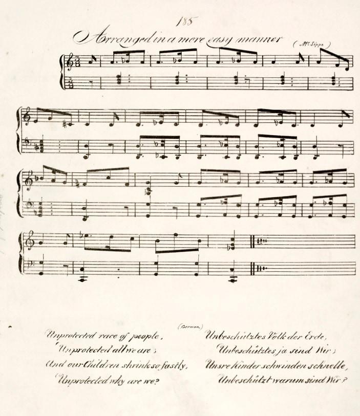 Australharmony - A checklist of colonial era musical transcriptions
