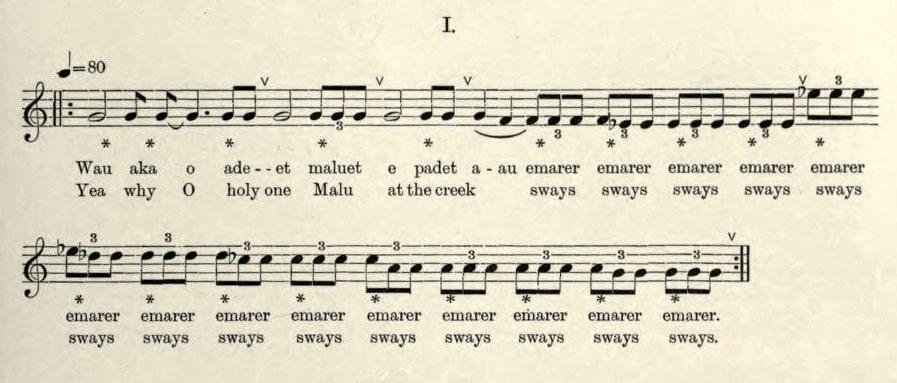 Australharmony - A checklist of colonial era musical