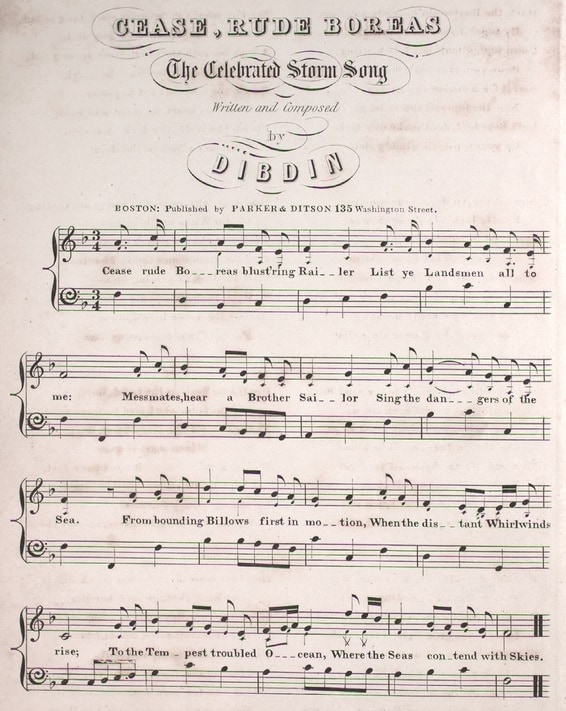 Written And Posed By Dibdin Boston Parker Ditson Nd Courtesy Of The Lester S Levy Collection Sheet Music Sheridan Libraries: Timber Sheet Music Viola At Alzheimers-prions.com