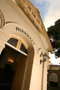 Faculty of Pharmacy Building Entrance, University of Sydney