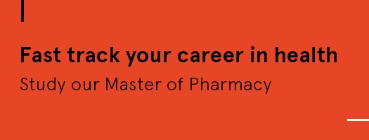 Study Pharmacy at the University of Sydney