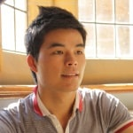 Jay Wu, student, Faculty of Pharamcy, University of Sydney