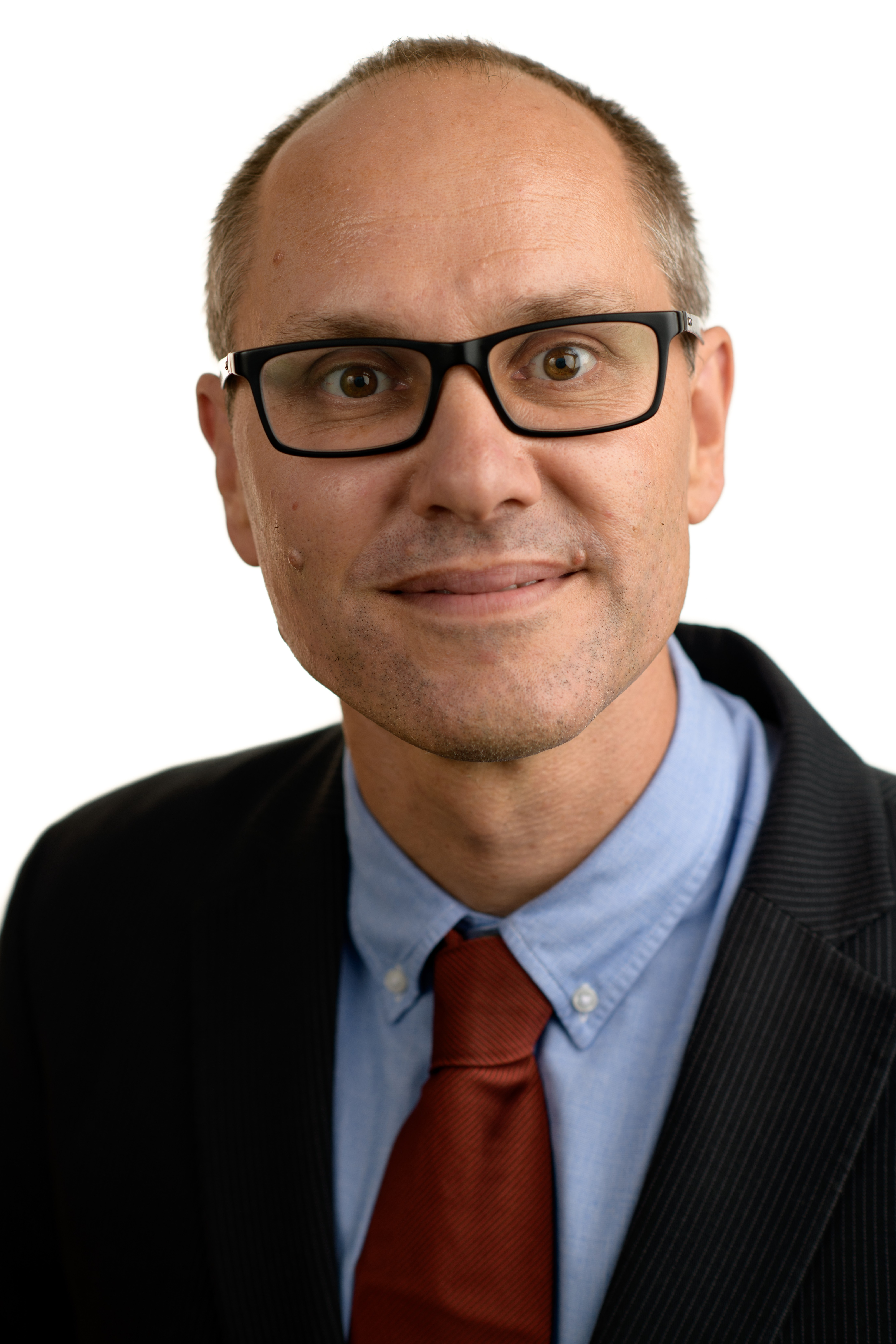 Professor Alistair McEwan