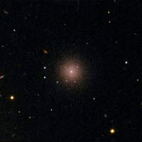 The dwarf galaxy Perseus