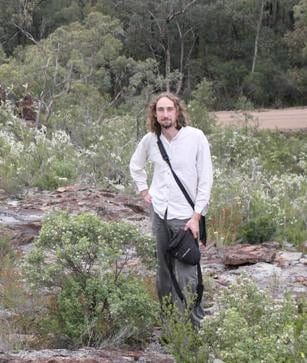 Dr Trevor Wilson at Mt Kaputar National Park, NSW