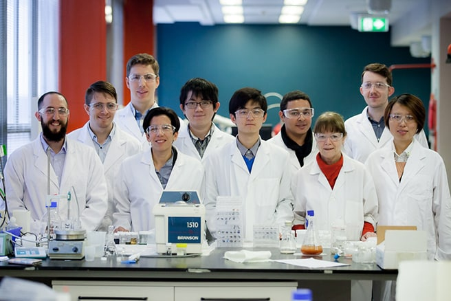 Neto Research Group, 2017