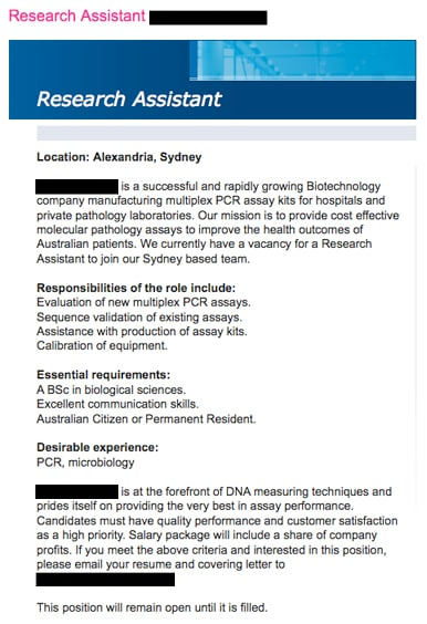 cover letter consulting environmental health amp safety sample