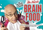 Sydney Science Forum - Dr Karl's Brain Food