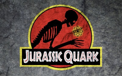 Jurassic Quark - the 2009 Science Revue.