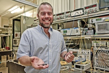 The ARC Centre of Excellence for Ultrahigh Bandwidth Devices for Optical Systems, with Professor Ben Eggleton, from the School of Physics, as Centre Director, has been successful in securing $23.8 million funding over seven years from the Australian Research Council.