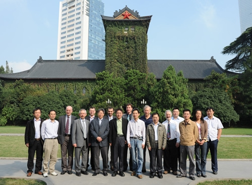 Visit to Nanjing University, Purple Mountain Observatory and Nanjing Institute of Astronomical Optics and Technology, hosted by Professor Mingde Ding