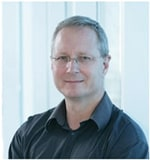Associate Professor David Moss - finalist in the Eureka Prize for Innovation in Computer Science category.