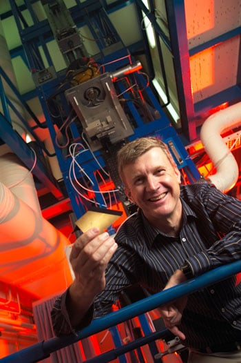 Professor Joss Bland-Hawthorn, from the School of Physics, has been named as the winner of the 2012 Jackson-Gwilt Medal awarded by the Royal Astronomical Society. He is only the third Australian to win the medal in its 115 year history.