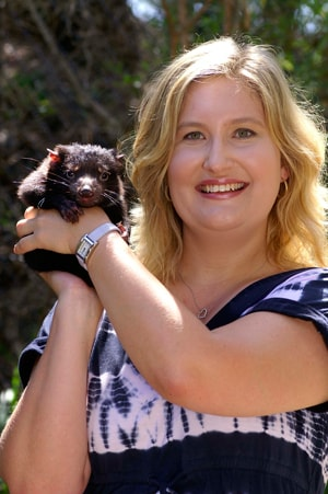 Associate Professor Kathy Belov will present on her fascinating research which is helping save the Tasmanian devil from extinction at the Sydney Science Forum: Sympathy for the Devil on Wednesday 25 July.