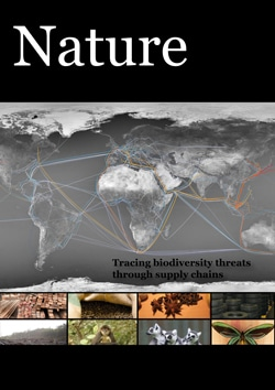 Professor Manfred Lenzen, from the School of Physics, and team, have mapped how global trade and consumption effects biodiversity - published in Nature on 7 June 2012.