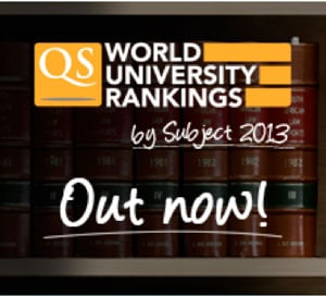 Science subjects at the University of Sydney shine in the latest Quacquarelli Symonds World University Rankings by Subject announced on 8 May 2013.