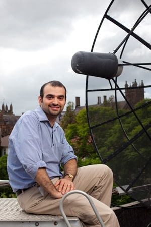 Professor Bryan Gaensler, Director of CAASTRO - the ARC Centre of Excellence for All-sky Astrophysics, based in the School of Physics - has won the 2013 Scopus Young Researcher Award for the Physical Sciences.